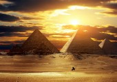 10 Curiosidades acerca de las Pirámides de Egipto