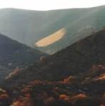 La huella de la Sierra Pajarillo