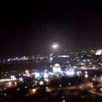 OVNI sobre Jerusalem