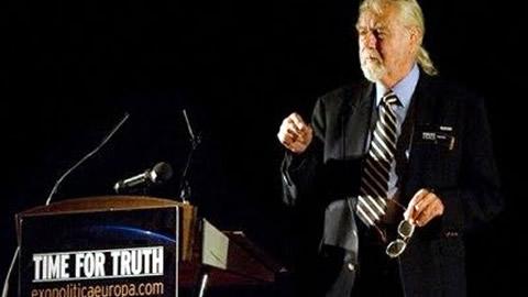 Robert Dean en Exopolítica Europa 2009