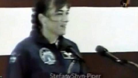 Astronauta se desmaya al explicar que vio un Ovni