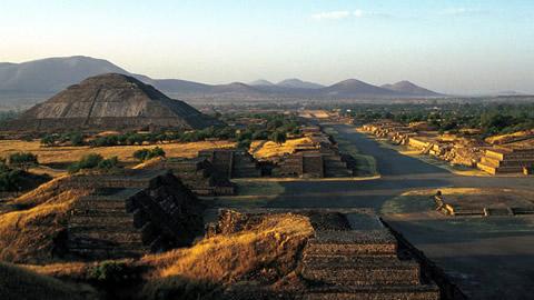 El enigma y misterio de Teotihuacan y sus Pirámides